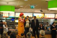 Foto McDonald's Christmas Wishes 2011